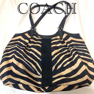 コーチ(COACH)のCOACH デザイントートバッグ(トートバッグ)