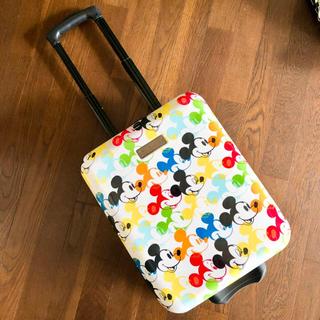 アメリカンツーリスター(American Touristor)のアメリカンツーリスター スーツケース 18インチ ディズニー ミッキー(スーツケース/キャリーバッグ)