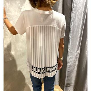 カールラガーフェルド(Karl Lagerfeld)の秋冬新作✨カールラガーフェルド (カットソー(半袖/袖なし))