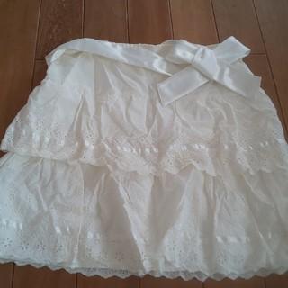 プライベートレーベル(PRIVATE LABEL)のprivatelabelスカート(ミニスカート)