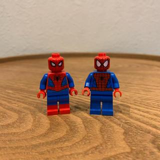 レゴ(Lego)のLEGO レゴ マーベル スパイダーマン 2体 (積み木/ブロック)