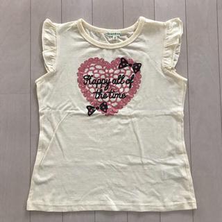 サンカンシオン(3can4on)のカットソー   130   女の子(Tシャツ/カットソー)