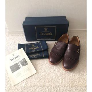 トリッカーズ(Trickers)のTricker's トリッカーズ キルトシューズ 5ハーフ 82080円(ローファー/革靴)