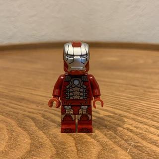 レゴ(Lego)のLEGO レゴ マーベル アイアンマン MK5(積み木/ブロック)