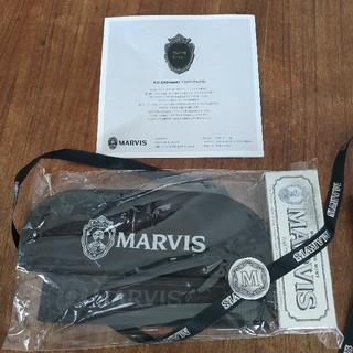 マービス(MARVIS)のイタリア人気ブランドMARVIS マービストラベルセット(歯磨き粉)
