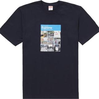 シュプリーム(Supreme)のsupreme シュプリーム XL ネイビー Verify ベリファイ(Tシャツ/カットソー(半袖/袖なし))