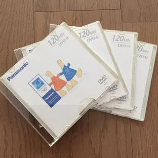 パナソニック(Panasonic)のDVD-R 4枚(その他)