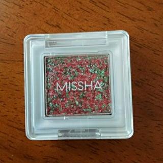 ミシャ(MISSHA)のミシャ/グリッタープリズム(GEX02)、マジカルティント(#2020)(アイシャドウ)