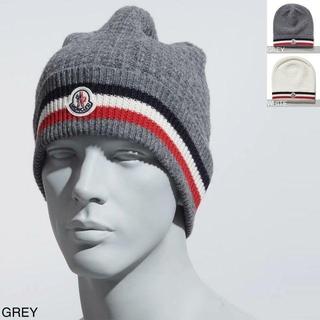 モンクレール(MONCLER)のモンクレール MONCLER メンズ ニット帽 キャップ(ニット帽/ビーニー)