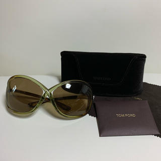 TOM FORD - 【美品】TOM FORD FT0009 サングラス
