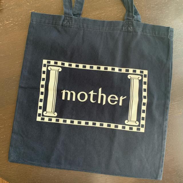 mother(マザー)のDEPT エコバッグ 布バッグ  レディースのバッグ(エコバッグ)の商品写真