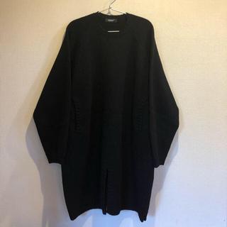 アンダーカバー(UNDERCOVER)のアンダーカバー 20aw セーター 黒(ニット/セーター)