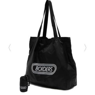 バーニーズニューヨーク(BARNEYS NEW YORK)のBORDERS at BALCONY     eco bag(エコバッグ)