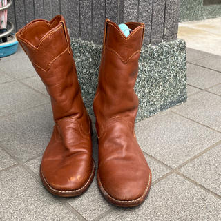 サマンサモスモス(SM2)のSM2*本革 ブーツ(ブーツ)