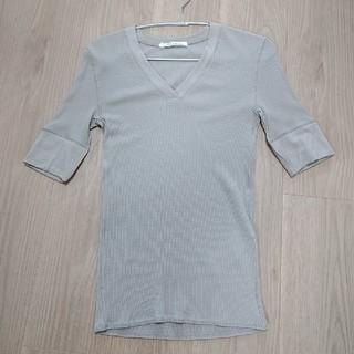 ニジュウサンク(23区)のBEIGE tシャツ(Tシャツ(長袖/七分))