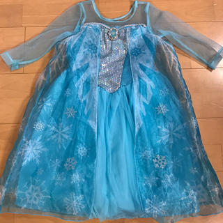エイチアンドエム(H&M)のH&M☆アナと雪の女王☆エルサドレス幼児向 (衣装)