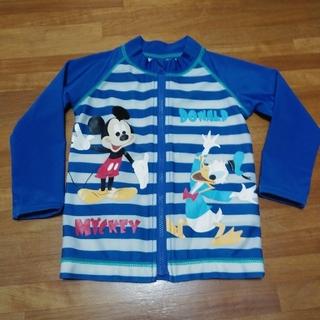 ディズニー(Disney)の☆ディズニー ラッシュガード 90㎝☆(水着)