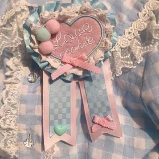 アンジェリックプリティー(Angelic Pretty)のAngelic Pretty Melody Toy ブローチ(ブローチ/コサージュ)