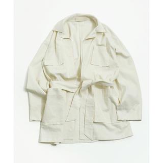 TODAYFUL - TODAYFUL テイアードリネンジャケット ゆったり 羽織 羽織り 秋 長袖
