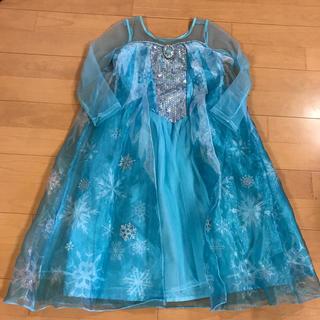 エイチアンドエム(H&M)のH &M☆アナと雪の女王☆エルサドレス(衣装)