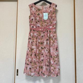 トッカ(TOCCA)のTOCCA ドレス サイズ6 新品タグ付き(ロングワンピース/マキシワンピース)