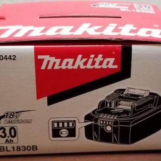 マキタ(Makita)の12個セット makita BL1830B マキタ バッテリ リチウム イオン(日用品/生活雑貨)
