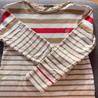バーバリーブラックレーベル(BURBERRY BLACK LABEL)のBurberry BLACKLABEL ロングTシャツ(Tシャツ/カットソー(七分/長袖))