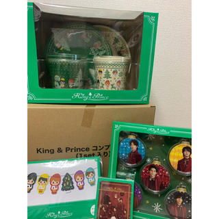 King & Prince クリスマスコンプリートSET(アイドルグッズ)
