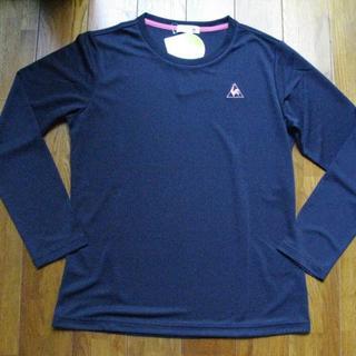 ルコックスポルティフ(le coq sportif)の新品ルコックスポルティフ   レディース 長袖シャツ(Tシャツ(長袖/七分))