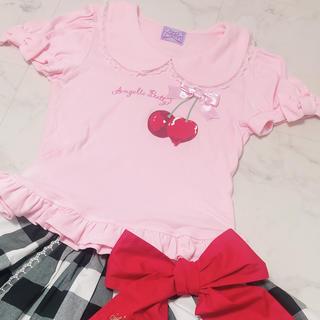 アンジェリックプリティー(Angelic Pretty)の♡カットソー♡(Tシャツ/カットソー(半袖/袖なし))