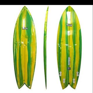 ビラボン(billabong)のflesh レトロフィッシュ サーフボード ショートボード フレッシュ(サーフィン)