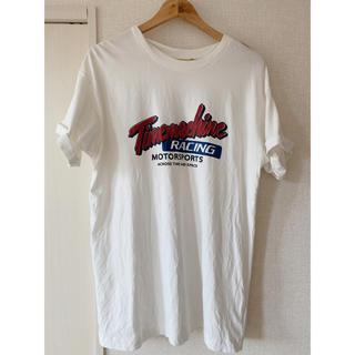マウジー(moussy)のmoussy ロゴTシャツ(Tシャツ/カットソー)