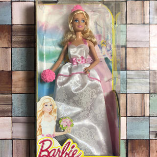 バービー(Barbie)のバービ人形✨ウエディング✨新品(人形)
