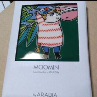 アラビア(ARABIA)の新品◆ムーミン デコツリー トゥティッキー(収納/キッチン雑貨)
