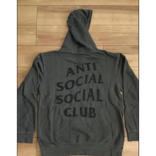 アンチ(ANTI)のAnti Social Social Club / パーカー M(パーカー)