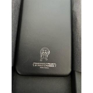 ポケモン(ポケモン)のミュウツー 新宿伊勢丹限定 サンダーボルト iPhoneXSケース ポケモン(iPhoneケース)