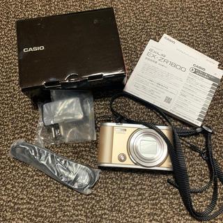 カシオ(CASIO)のカシオ EXILIM EX-ZR1800(コンパクトデジタルカメラ)
