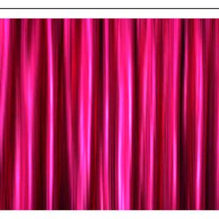 インスタ映え!一気にゴージャス!遮光カーテン♡艶々サテンカーテン♡ピンク紫