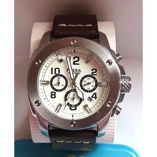 フォッシル(FOSSIL)の【新品未使用】FOSSIL フォッシル メンズ クロノグラフ腕時計 FS4929(腕時計(アナログ))