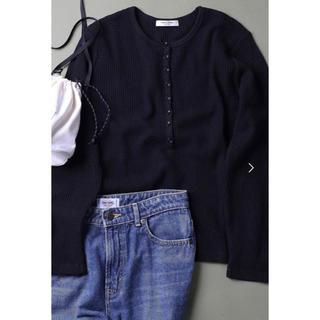 フリークスストア(FREAK'S STORE)の新品*フリークスストア ワッフルTシャツ ロンT(Tシャツ(長袖/七分))