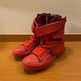 ユリウス(JULIUS)のStraped Edge Sneaker(スニーカー)