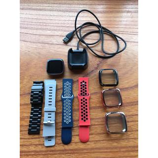 Fitbit Versa 2 Alexa搭載 スマートウォッチ(腕時計(デジタル))