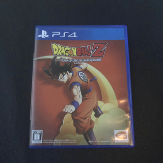 プレイステーション4(PlayStation4)のドラゴンボールZ KAKAROT PS4(家庭用ゲームソフト)