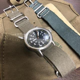 タイメックス(TIMEX)の【超美品】ナイジェルケーボン × タイメックス コラボ 腕時計(腕時計(アナログ))