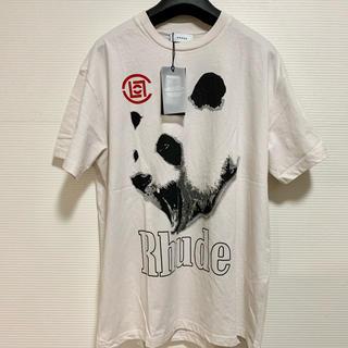 シュプリーム(Supreme)の【新品】【海外限定】rhude × clot Tシャツ Mサイズ(Tシャツ/カットソー(半袖/袖なし))