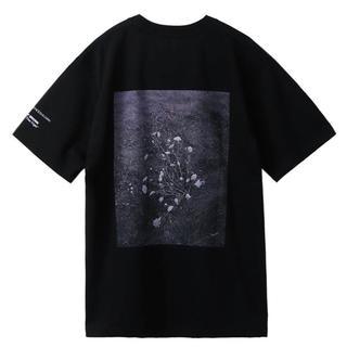 ジョンローレンスサリバン(JOHN LAWRENCE SULLIVAN)の値下げ john lawrence sullivan coley brown S(Tシャツ/カットソー(半袖/袖なし))