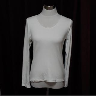 グレイル(GRL)の新品 グレイル 白ロンT(Tシャツ(長袖/七分))
