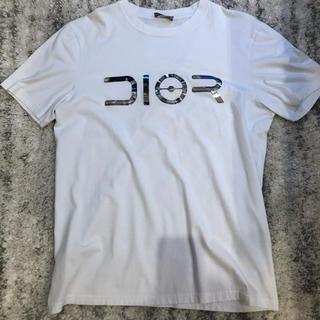 クリスチャンディオール(Christian Dior)のDIOR  Tシャツ(Tシャツ/カットソー(半袖/袖なし))
