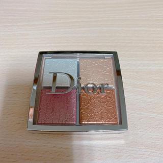 Christian Dior - ディオール バックステージ フェイス グロウ パレット 001