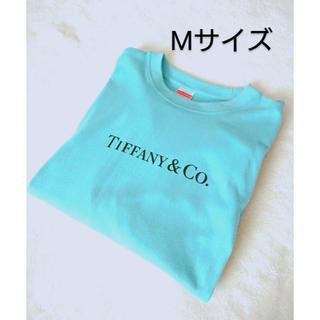 ティファニー(Tiffany & Co.)のティファニー Tiffany Tシャツ 半袖 トップス 長袖 Mサイズ おしゃれ(Tシャツ/カットソー(半袖/袖なし))